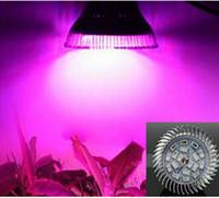 Cheap Full Spectrum LED Grow Light 18W E14  E27 GU10 Spotlight Lamp Bulb Flower Plant Greenhouse Hydroponics System 110V 220V Grow Box