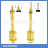 auto syringe - Accessory hearing aids PC white impression syringes for impression material pc based auto diagnostics