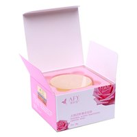 Wholesale AFY Natural Flower Soap Crystal Soap Enzyme Body Whitening Private Parts Clean Labia Perineum Dilute Areola Natural Handmade Soap LLFA