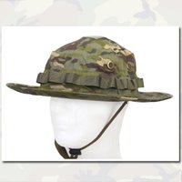 Wholesale Boonie Hat Army Adjustable Paintball Emerson Gear Tactical Combat Equipment Camouflage Outdoor Hat Woodland EM8735