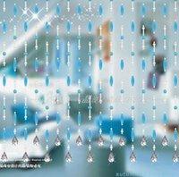 Wholesale CU149 blue window curtain finials