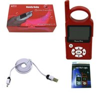 audi baby - DHL Newest Product Handy Baby Hand Held Car Key Programmer For D Chips