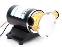 Precio de Bomba de refrigeración por agua-Motor Refrigeración Bomba de lavado de plataforma de la bomba de achique de agua salada purga de la bomba de lavado de 12 V DC