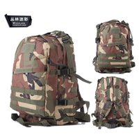 Wholesale Oxford waterproof bag backpack Backpack Bag men tactical army camouflage D outdoor sports backpack