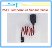 airplane magnets - Remote Control Parts Accs IMAX Temperature Sensor Cable with Magnet Temperature Cord Sensor for SKYRC B6 B6AC T6200 Charger low