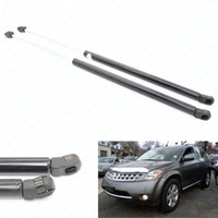 Wholesale 2pcs set car Auto Rear Liftgate Tailgate Gas Charged Struts Lift Support For Nissan Murano