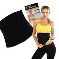 Wholesale Fashion Super Stretch Neotex Hot Shapers Slimming Waist Training Belt Women Slimming Body Shaper Feminino Fajas Reductoras Corset F747