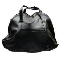 Wholesale Synthetic Leather Motorcycle Moto Bag Helmet Tool Bag Handbag Waterproof Motorbike Riding Oil Fuel Tank Bag Luggage