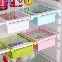 Wholesale Slide Shelf Drawer Kitchen Fridge Table Storage Organiser Box Rack Holder