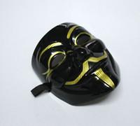 EVA Bauta Mask Wedding free shipping Masquerade Mask Party Masks for Men New V for Vendetta Anonymous Movie Mask Halloween Cosplay V Masks