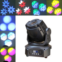 240V bar spot lights - Mintforbers W LED Gobo Moving Head Lighting CH Spot Light Prism for Christmas Projector Bar Party Event Show