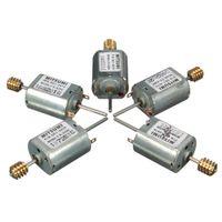 Wholesale 5pcs DC V RPM Worm Motors Magnetic Electric Mini Motors