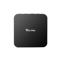 android media playe - Cheapest Smart Android OTT TV Box TX5 Pro Amlogic S905X Quad Core Android Flash16GB GB DDR H WIFI Media Playe