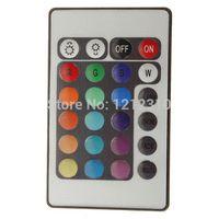 Wholesale NEW DC12V Keys LED Color Change Controller For SMD RGB LED Strip retail