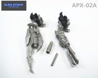 alien c - ALIEN ATTACK APX02A B C Mega Right Arm for ROTF Leader Class Megatron
