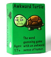 Wholesale Awkward Turtle The Adult Party Word Game with a Crude Sense of Humor by da Vinci s Room