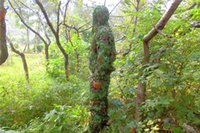 archery netting - Military tactical Breathable Camouflage Hunting Clothes Sniper Archery Camo Net Clothing Ghillie Suit