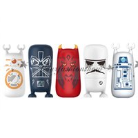 Wholesale New ml Star Wars The Force Awakens Water Bottles Drinking Copo Cool Man cartoon Portable Glass Leak Proof Children Sports Water Cup Z461