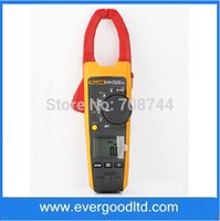 Cheap Wholesale-True-RMS 1000A AC DC Tester Fluke 376 Clamp Meter with iFlex replace Fluke 337