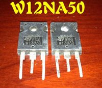 Wholesale Original Used MOSFET STW12NA50 W12NA50 Quality OK Can Seller Refurbished How much do you need You can tell me