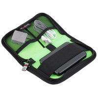 Wholesale Hot quot Hard Drive Battery Earphone USB Cable Storage Case Bag Protection