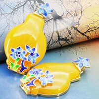 beeswax beads - Elegant Bottle Like Imitation Beeswax Amber Stone Jewelry making Crafts Clothing Fitting Party Flower DIY Beads mm
