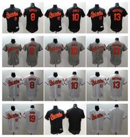 baltimore baseball player - Baltimore Orioles Men Jersey Adam Jones Manny Machado Cal Ripken Chris Davis Flexbase Player Baseball Jerseys