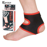 Wholesale Sport breathable Ankle Brace Protector Adjustable Ankle Support Pad Protection Elastic Brace Guard Support Football Baskeball