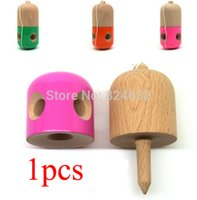beech wood for sale - New arrvial hole kendama pill toy ball Beech wood kids toys kendamas for sale