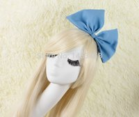 alice clothing - Cosplay clothes alice maid hair accessory blue hair bands props cosplay accessories