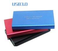Wholesale USB To mSATA SSD Storage Case HDD Hard Disk Drive Enclosure Box Aluminum ASM1053E