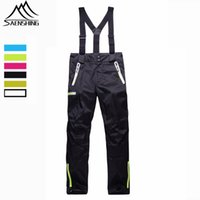 Wholesale New Arrival Men Skiing Pants Waterproof Windproof Snowboard Pants Unisex Winter Snow Thicken Thermal Outdoor Sports Pants