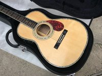 Wholesale Custom made acoustic guitar inch China acoustic guitar