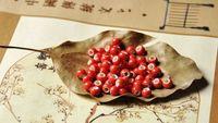 Wholesale 6mm round shape fashion ceramic bead ball shape porcelain bead for DIY jewelry making bracelet clay bead