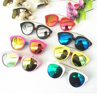 baby dragonflies - Sun Glasses for Toddlers Kids Plastic Frame Sunglasses Girls Baby Dragonfly Eye Shades Goggles Eyewear G088