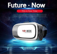 Wholesale 2016 Hotsale D Glasses D Movies Games Head mounted Virtual Reality VR II With Resin Lens For iphone s plus s plus Samsung Smartphone