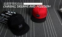 Wholesale 2016 Men s Baseball Cap Hat flat hat hip hop outdoor spring and summer tide tide and the new Korean hip hop cap