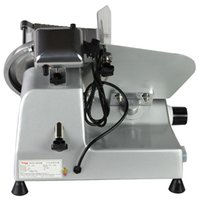 Wholesale WED B250B Inch commercial meat slicers household meat cutter sliceable hand pork frozen meat cutting machine