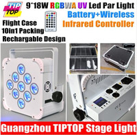 battery charging stages - Charging Flight Case Pack IN1 W RGBAW UV Remote Led Par Cans Stage Light LED Display MHA Large Rechargeable Battery