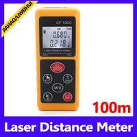 Wholesale Electronic distance meter m cheap OEM digital laser distance meter MOQ