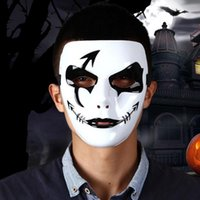 Wholesale New Fashion Hip hop Style Plastic Mask for Halloween Party Festiveal Supplies