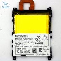 battery ericsson - Battery For Sony Z1 Xperia Z1 L39H C6903 C6943 D5503 V And mAh Cellphone Battery LIS1525ERPC Highest Quanlity With Fast Shipping