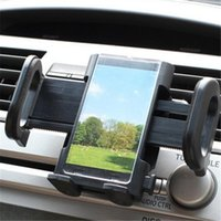 Wholesale 360 Degree Rotate Car Holders for GPS PDA ABS New Top Quality Car Holder for Mobile MP4