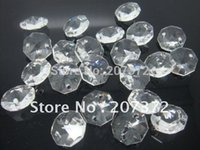best octagons - DHL UPS FEDEX Best Selling AAA Top Quanlity mm Clear Crystal Octagon Beads in holes