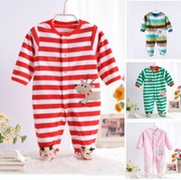 Wholesale New Baby Clothing Baby Girl Newborn Clothes Romper cotton Long Sleeve Jumpsuits Infant Product Baby Rompers Summer Boy
