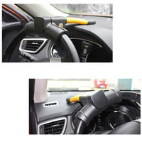 Wholesale Universal Security Anti Theft Heavy Duty Van Car SUVs Rotary Steering Wheel Lock Safety Lock fro Car