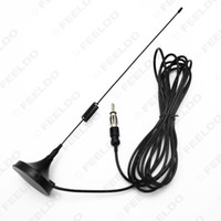 Wholesale 10x good product for Car Universal Magnetic Base Roof Mount Radio AM FM Aerial Antenna guarantee quality