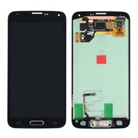 Wholesale 3pcs For Samsung Galaxy S5 G900F G900A G900V G900S G900T G900P G900 I9600 LCD Assembly Display Touch Screen Digitizer DHL Free