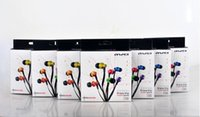 Wholesale Awei ES900M mm In ear Earphones Super Clear Bass Metal Headphone Noise isolating Earbud for MP3 MP4 Cellphone