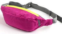 Wholesale Small Belt Bags - New arrival Sport Waist Bags Small Travel Belt Bag Mobile Pocket